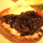 Caviar on Blini 150x150