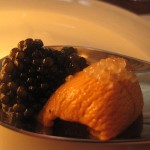 Caviar with Sea Urchin 150x150