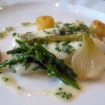 Poached Turbot 150x150
