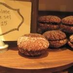 Chocolate Fleur de Sel Cookies 150x150