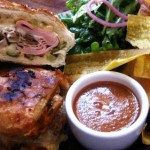 Cubano Sandwich and Plantain Chips Ironside 150x150 