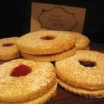 Linzer Cookies 150x150