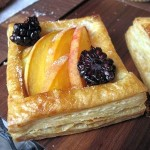 Peach Blackberry Tart 150x150