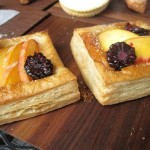 Peach Blackberry Tarts 150x150