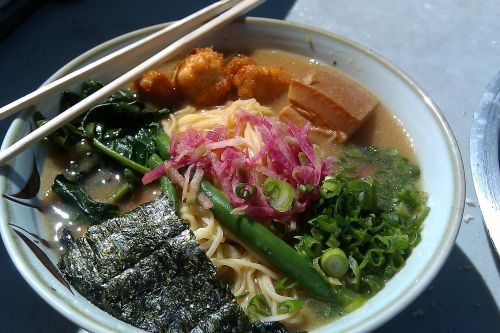 Big Daddy Ramen Bowl 11