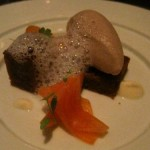 Persimmon Pudding at Benu 150x150