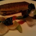 Sea Bass and Shrimp Benu 150x150