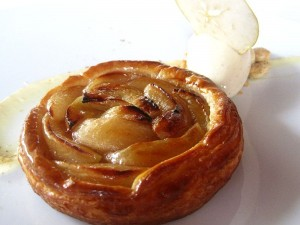 Roasted Apple Tart 300x225