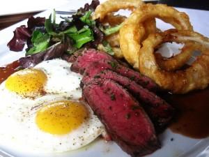 Steak and Eggs 300x225