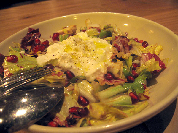 Chicories Salad