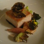 Slow Roasted Sturgeon 150x150