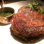 Aged Ribeye Seasons Restaurant 150x150