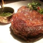Aged Ribeye Seasons Restaurant 150x150