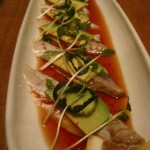 Seared Black Sea Bream Tataki 150x150
