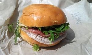 Mortadella Sandwich Salumeria San Francisco 300x179